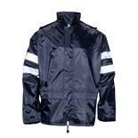 Костюм от дождя (куртка+брюки) с PVC покрытием PLYMOUTH HV, фото 2