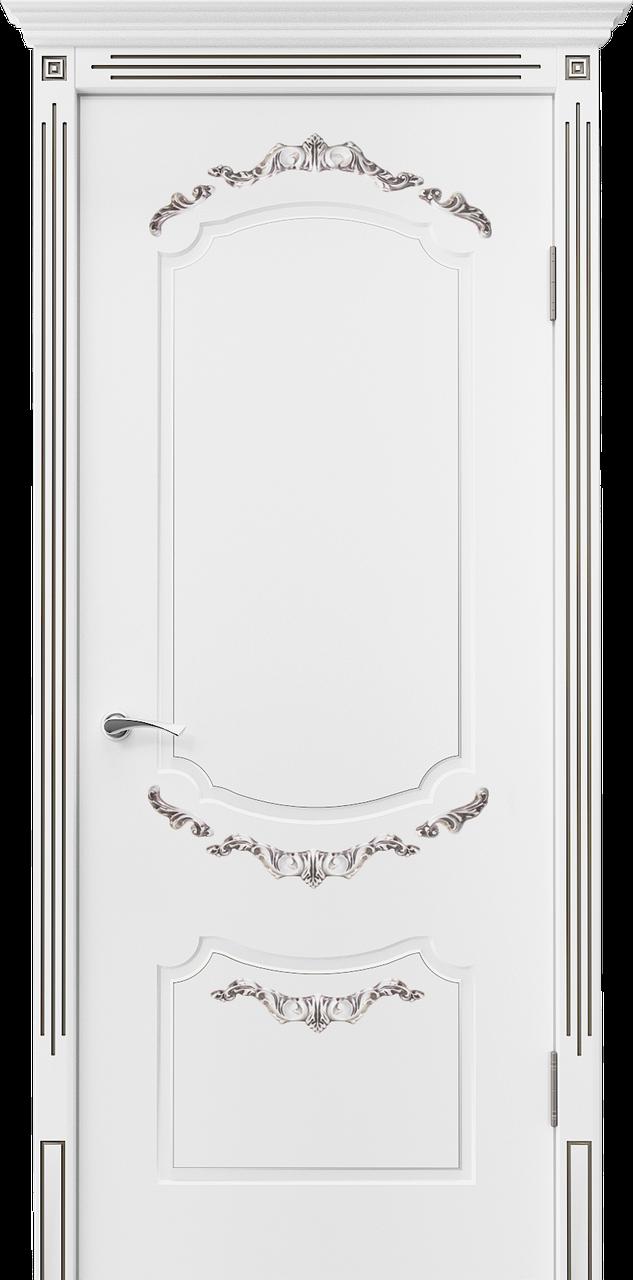 Міжкімнатні двері VIP «Венеція» (без патини)