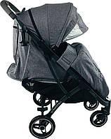 Прогулочная коляска Yoya Plus Pro 2021 - детская коляска для путешествий, ручную кладь, светло серый