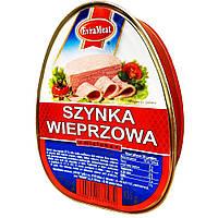 Ветчина свинная EvraMeat - 455 грамм