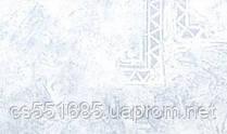 Антик Голубой 375х6000х8мм. Пластиковые панели (ПВХ) Venta (Вента)