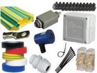 Электроустановочное оборудование,щитовое оборудование,электроизоляционные материалы и средства защиты,арматура
