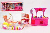 Мебель для кукольного домика 1531-2
