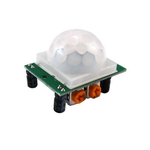 Інфрачервоний Датчик Руху Hc-Sr501 Для Arduino
