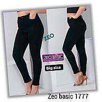 """Джинси-АМЕРИКАНКА батал жіночі Zeo Basic стильні, розміри 34-40 """"JeansStyle"""" недорого від прямого постачальника"""