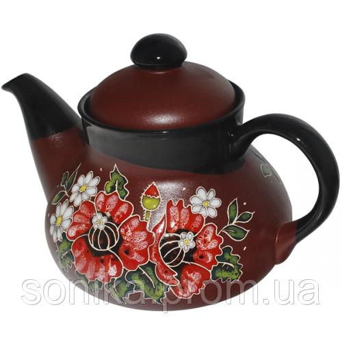 Чайник заварювальний S&T Маки 1000 мл ST-531002