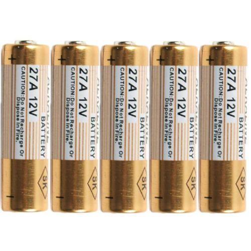 5X Батарейка 12V 27A Mn27 L828 12В Батарея
