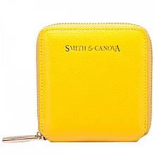 Кошелек женский Smith & Canova 26825 Darley (Mustard)