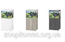 Аквариумный комплект EHEIM (Эхейм) VIVALINE LED 150 2X12W LED без тумбы, 60*50*50 см (серый/антрацит)