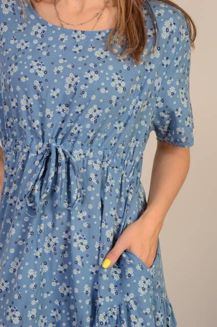 Итальянские женские платья оптом L&N Moda 17Є, лот 14 шт -1