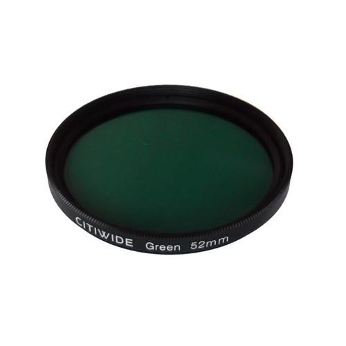 Цветной Фильтр 52Мм Зеленый, Citiwide