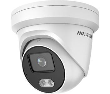 DS-2CD2327G2-LU (4 мм) 2 Мп ColorVu IP відеокамера Hikvision