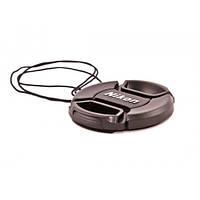 Кришка Nikon Діаметр 55Мм, З Шнурком, На Об'єктив