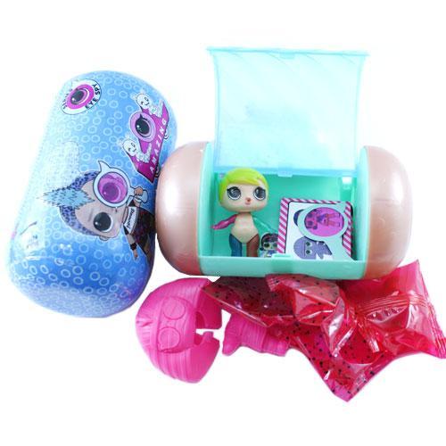 Лялька Іграшка Сюрприз Лол Лол В Капсулі, Хлопчик