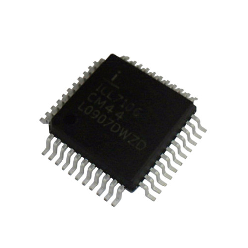 Чип Icl7106Cm44 Icl7106 Qfp44, Драйвер Lcd/led Ацп