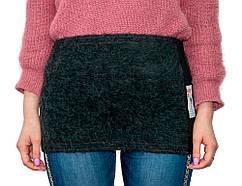 Пояс для спины из собачьей шерсти Nebat Размер XXL (талия - 120 см), шерстяной пояс для поясницы (ST)
