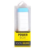 Power Bank Зовнішній Акумулятор 2000Мач Usb Портативний Зарядний 5В 1А