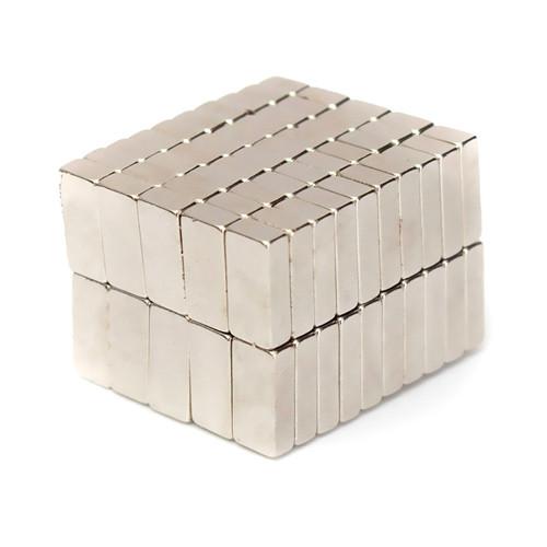 Неодимові магніти Сильні 15Х5Х3Мм N35 10Шт