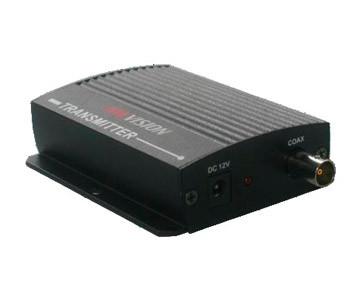 DS-1H05-T/E Конвертер сигналу c PoE (предатчик)