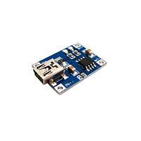 Модуль Зарядки Литиевых Li-Ion Батарей От Miniusb