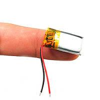 Акумулятор 301020 Li-pol 3.7 В 60мАч для MP3 Bluetooth навушників гарнітур