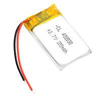 Акумулятор 402030 Li-pol 3.7 В 200мАч для RC моделей GPS MP3 MP4