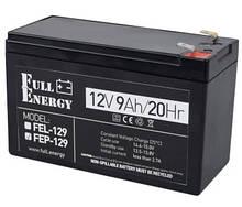Full Energy FEP-129 Аккумулятор 12В 9 Ач для ИБП