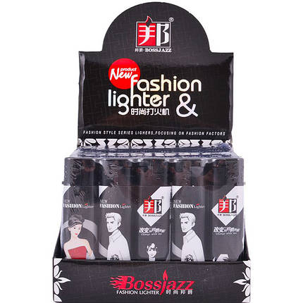 Зажигалки турбо Fashion 805-3, фото 2