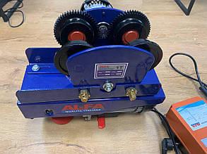 Тельфер с передвижным механизмом на дистанционном пульте управления AL-FA ALEH800TR 400 / 800кг