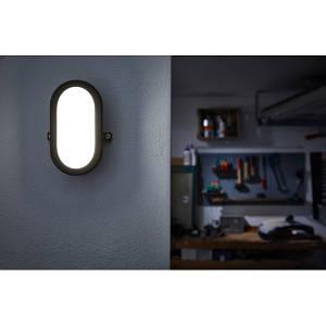 LEDVANCE Luminarie LED BULKHEAD 11W 4000K чорний