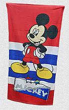 Пляжне рушник дитяче Mickey Mause - 2