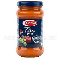 "Соус Песто Rosso ""Barilla"" 200 г, Италия"