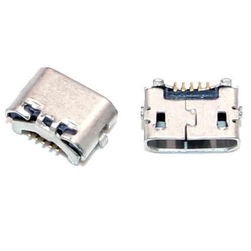 Разъем Microusb 5Pin Mc-347 Huawei P8 Y6 Honor 4X 4C 3X Pro G750