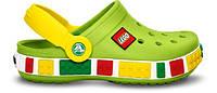Crocs 12080 Lego Volt Green 37B   , фото 1