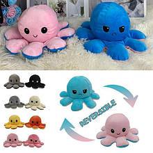 ОПТ!! Двусторонняя кукла-осьминог, Милая плюшевая игрушка для детей