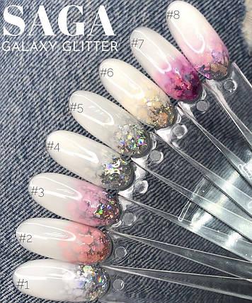 Блески для дизайна от «Saga» Galaxy 03, фото 2