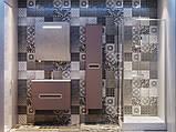 Шафа в ванну кімнату вологостійка Prato PrP-170 дуб трюфель, фото 2
