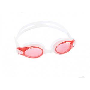 Bestway Окуляри для плавання 21055 ( 21055(Red) Червоний регулир.ремінець)