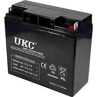 Аккумулятор UKC Battery WST-18 12V 18A