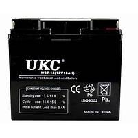 Акумулятор UKC Battery WST-18 12V 18A, фото 2