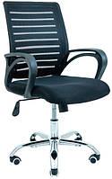 Кресло офисное Флеш крестовина Хром ТМ Richman