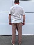 Чоловічі штани льон, фото 6