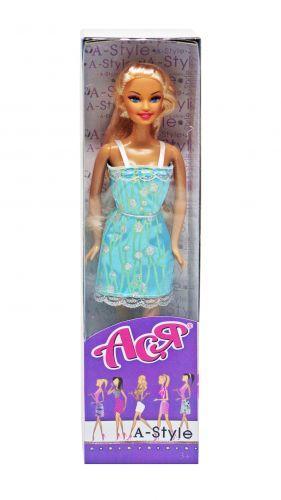 Игрушечная кукла Ася 35126