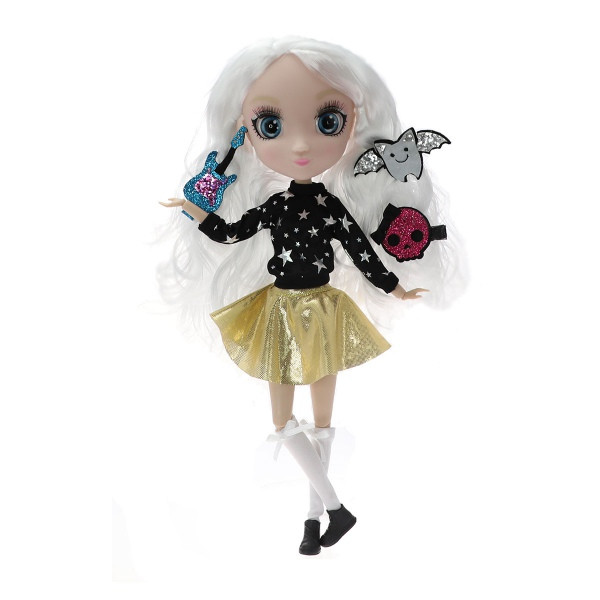 Іграшка лялька SHIBAJUKU S4 - ЙОКО (33 cm, 6 крапок артикуляції, з аксесуарами)