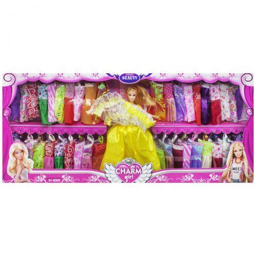 "Кукла с набором платьев ""Charm Girl"""