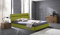 Двуспальная кровать с мягким изголовьем Эдинбург ТМ Richman, фото 1