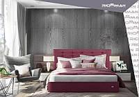 Двоспальне ліжко з м'яким узголів'ям Еріка ТМ Richman, фото 1