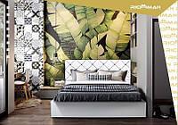 Двуспальная кровать с мягким изголовьем Мелиса ТМ Richman