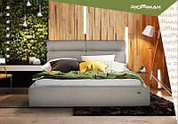 Двуспальная кровать с мягким изголовьем Оксфорд ТМ Richman