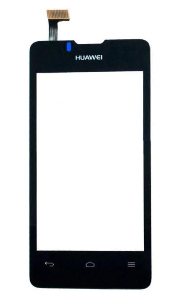 Сенсор (тачскрін) для Huawei Ascend Y300D, U8833 Ascend Y300 чорний